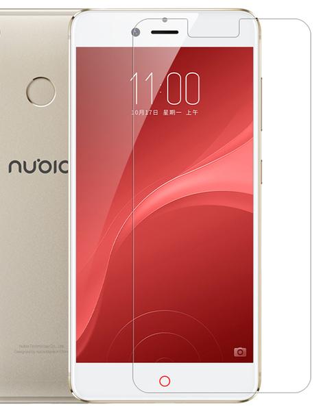 ฟิล์มกระจก Nubia Z11 Mini S ป้องกันหน้าจอ 9H Tempered Glass 2.5D (ขอบโค้งมน) HD Anti-fingerprint