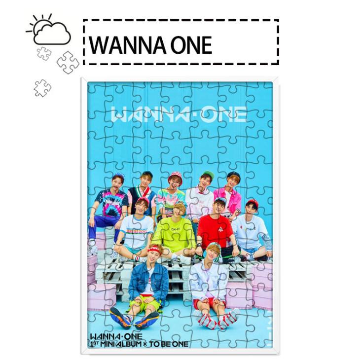 จิ๊กซอว์ WANNA ONE - TO BE ONE