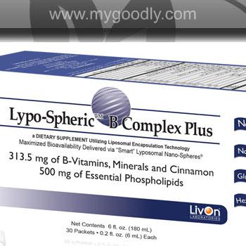 Lypo-Spheric B Complex Plus AGE Blocker ตัวใหม่ล่าสุด ราคาส่ง