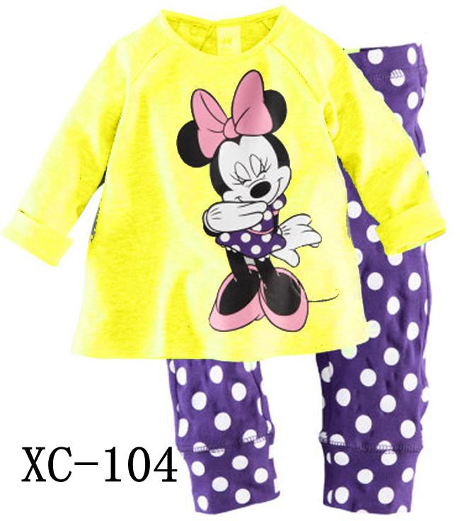 PXC104 เสื้อผ้าเด็ก ชุดนอน baby Gap งานส่งออก USA Size 2Y/3Y