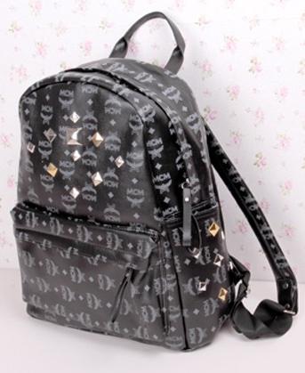 กระเป๋าแฟชั่น(สีดำ)MCM