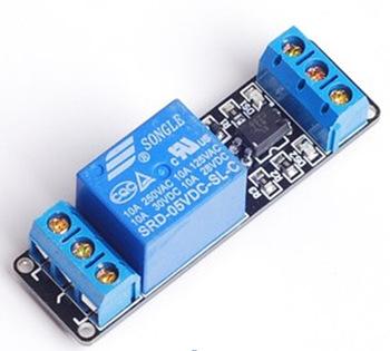 Single Relay module with Opto-Isolator