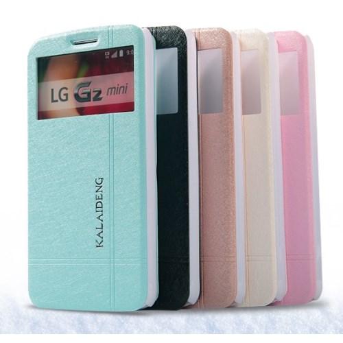 Case LG G2 mini เคสฝาพับ ยี่ห้อ Kalaideng