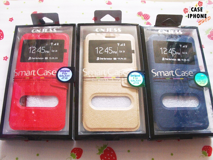 เคสกระเป๋าหนัง Samsung J7 version 2