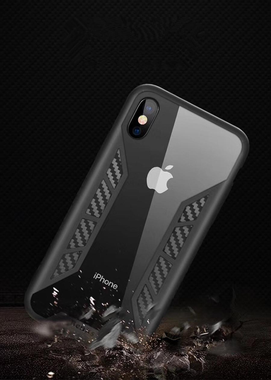 ไอโฟน5/5se/5s หลังแข็งใสขอบยางกันกระแทก(ใช้ภาพรุ่นอื่นแทน)