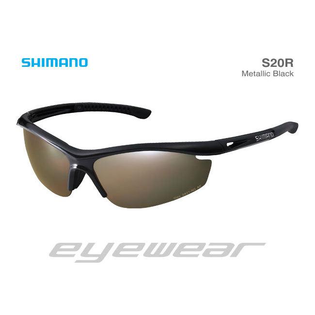 แว่นกันแดด Shimano CE-S20R-PH,Sunglasses PHOTOCHROMIC CLEAR LENS