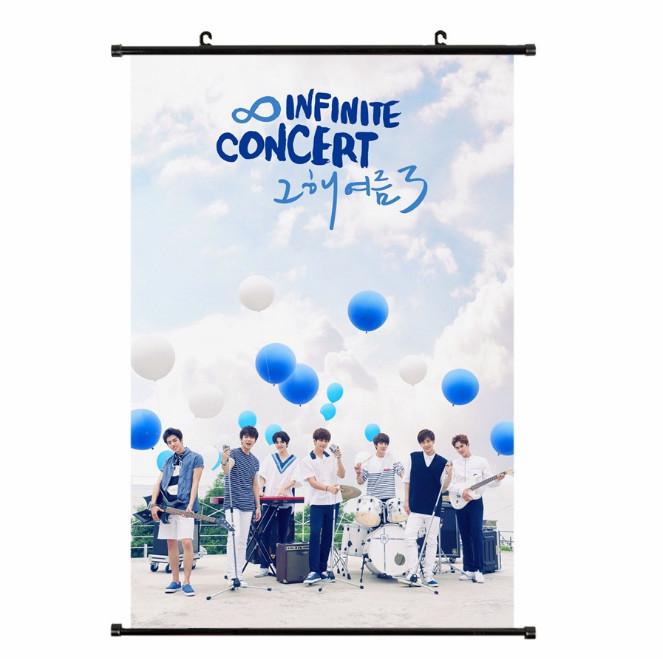 โปสเตอร์แขวนผนัง Infinite Concert 3