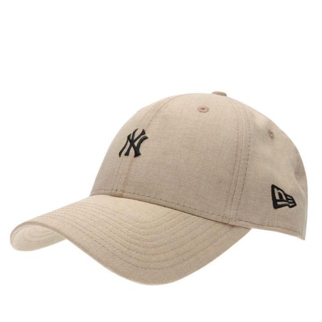 หมวก New Era Linen 9Forty Cap NY logo