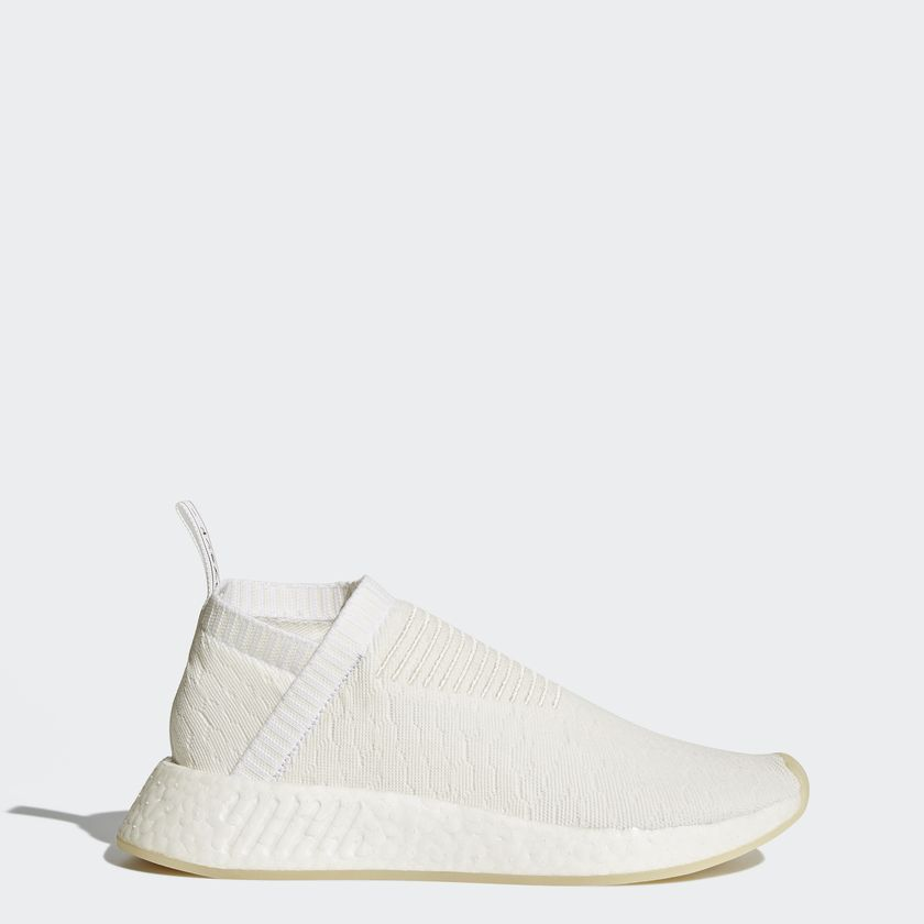 adidas NMD_CS2 PRIMEKNIT Color Core White/Core White/Footwear White