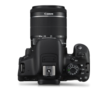 Canon EOS 700D + Lens 18-55 IS STM