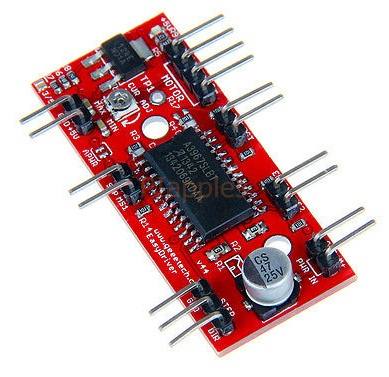EasyDriver Stepper Motor Driver (A3967) For Arduino D