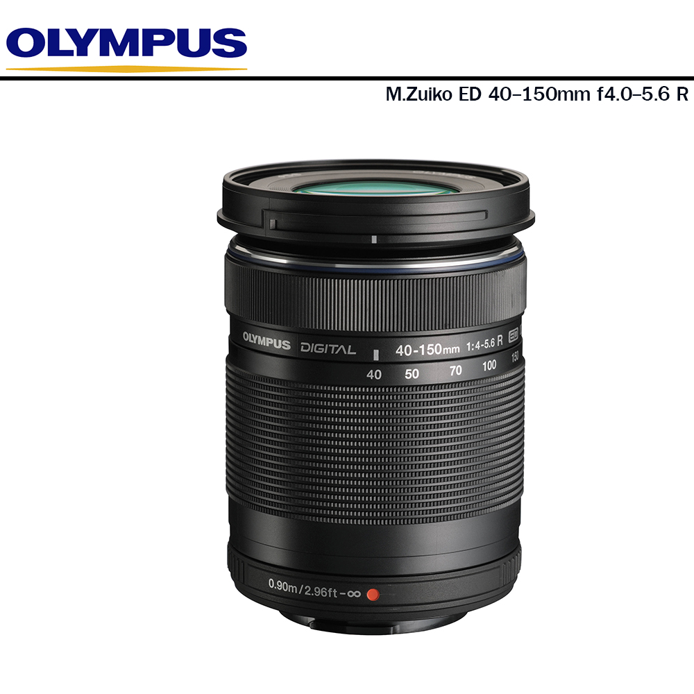 Olympus M.ZUIKO DIGITAL 40-150mm F4-5.6 R