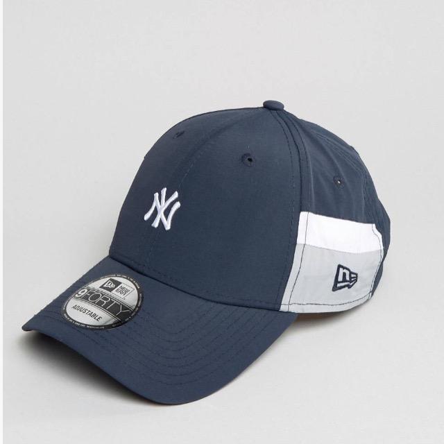 หมวก NEW ERA 9Forty Cap NY Mini Logo Sport Navy