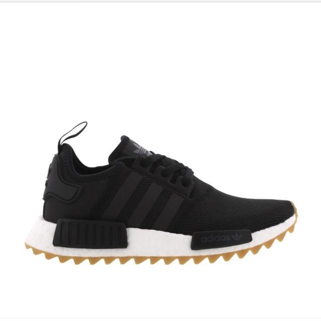 adidas NMD R1 - Core Black-Core Black-Ftw White