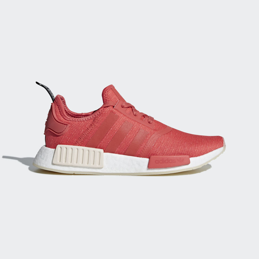 Adidas NMD R1 colour: Trace Scarlet/Trace Scarlet/Ftwr White
