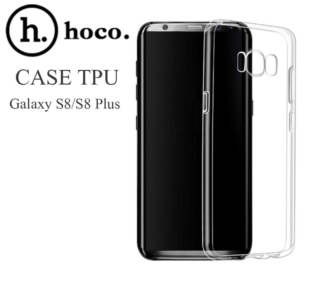 เคส Samsung GALAXY S8 Plus hoco TPU