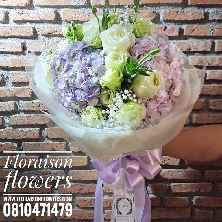 ช่อดอกไม้ ส่งความรัก (M)