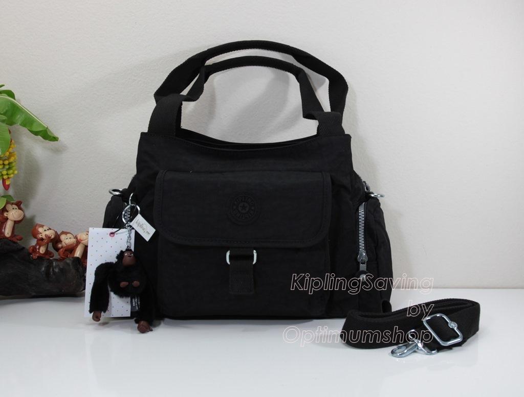 Kipling Felix L หรือชื่อเดิม Fairfax กระเป๋าสะพายข้าง หรือหิ้ว หรือขึ้นไหล่ ขนาด 12.25 x 8.5 x 5.75 นิ้ว