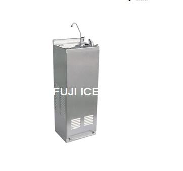 ตู้ทำน้ำเย็นต่อท่อประปาเท้าเหยียบมือกด มีงวง ฟูจิไอซ์