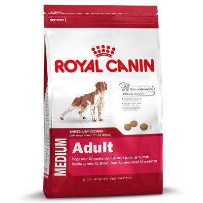 อาหารสุนัข Royal Canin Medium Adult แบ่งขาย 1 กิโลกรัม