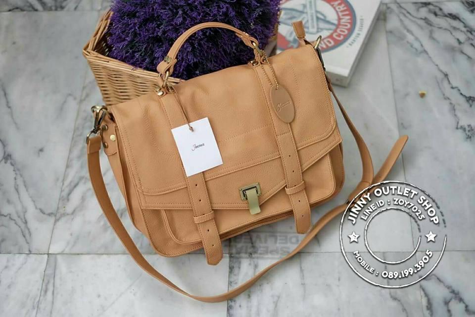 Berke Messenger Bag