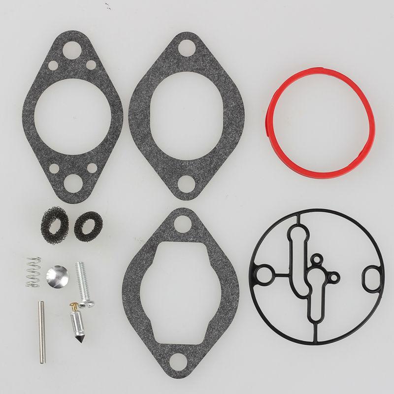 Carburetor Gasket Rebuild Repair Overhaul Kit For Briggs & Stratton 696146 696147 Carb
