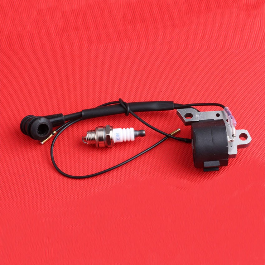Chainsaw parts for stihl 024 026 029 MS240 MS260 MS290 MS360 MS380 MS440 Ignition Coil Spark Plug 0000-400-1300