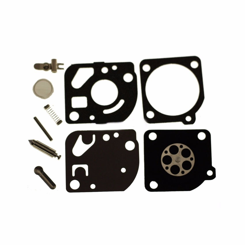 Carb Rebuild kit Zama RB-78 RB 78 For C1U-W7, C1U-W7A, C1U-W7B Poulan weed eater Featherlite trimmers 530069970, 530071442