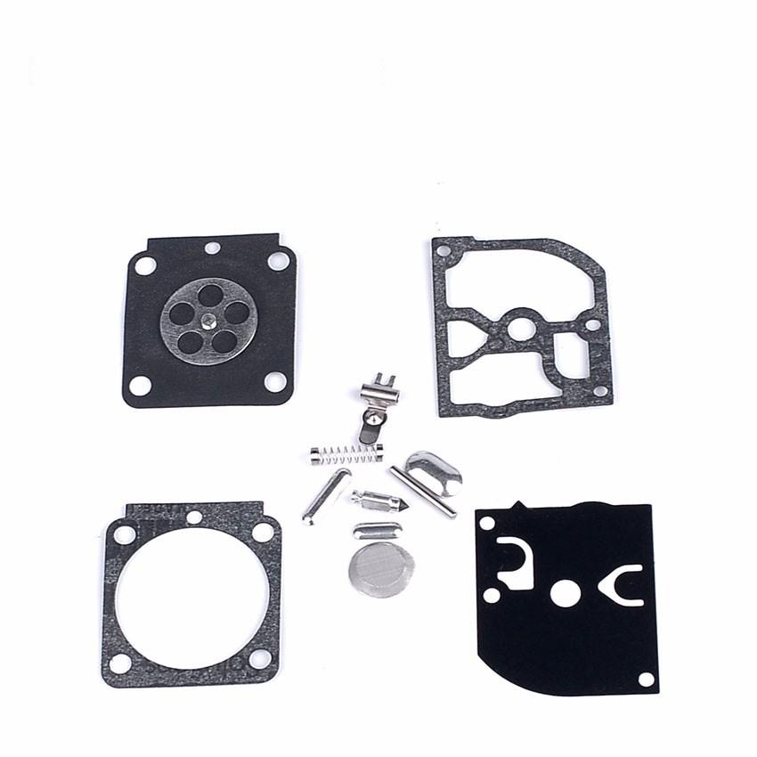 Trimmer parts ZAMA RB-100 Carburetor Carb Kit fit STIHL HS45 FS55 FS38 BG45 MM55 Mini TILLER 4137 EMU TRIMMER For ZAMA C1Q Carb