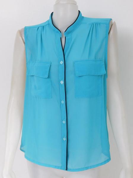 954962 ขายส่งเสื้อผ้าแฟชั่น ผ้าชีฟองมี แบบเก๋งานสวย รอบอกฟรีไซส์ 30- 40 นิ้วใส่ได้ค่ะ