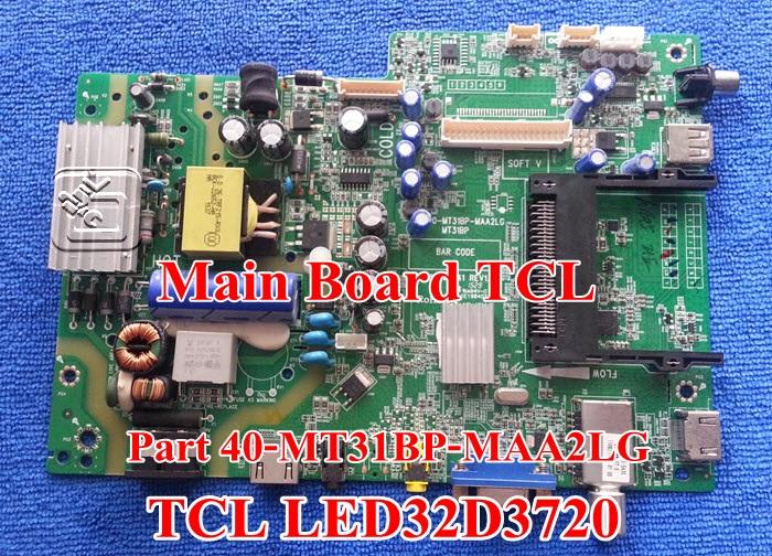 เมนบอร์ด TCL LED32D3720
