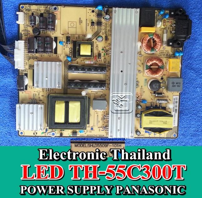 POWER SUPPLY PANASONIC TH-55C300T SHLD5509F-101H