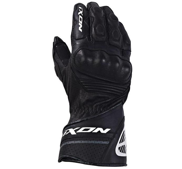 IXON RS RALLYE HP - BLACK/WHITE
