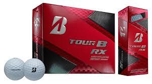 ลูกกอล์ฟ Bridgestone TourB RX