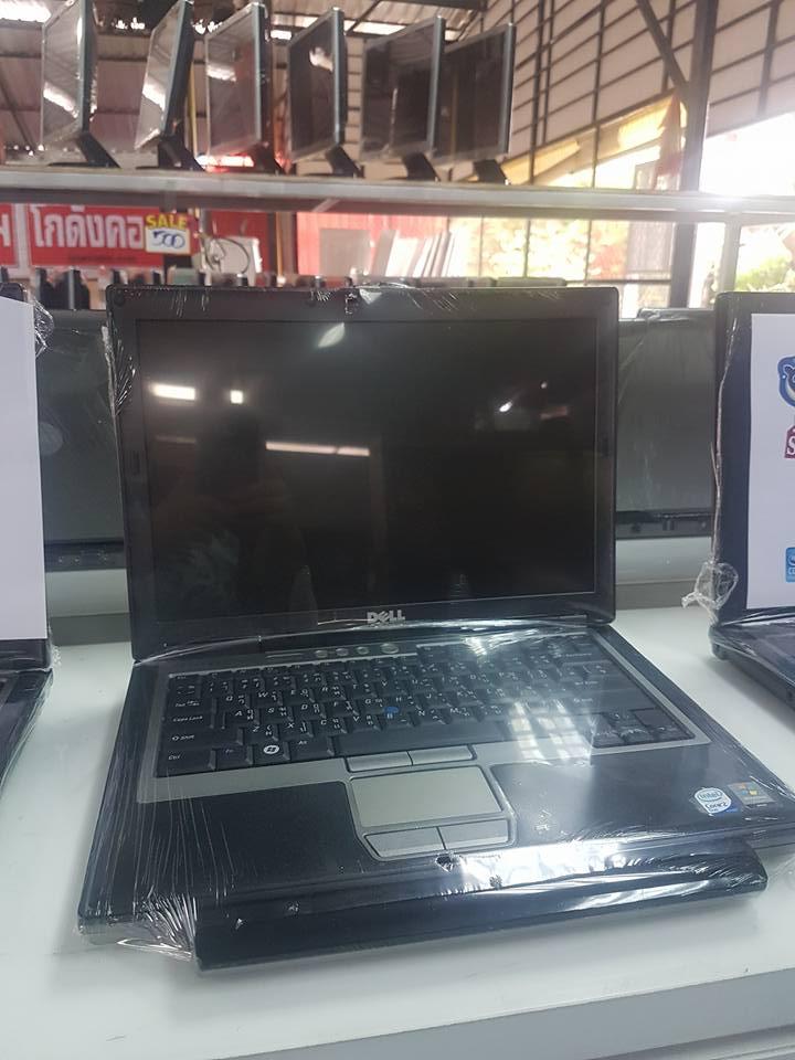 Dell latitude d630 มือสอง มีพอตซีเรียล