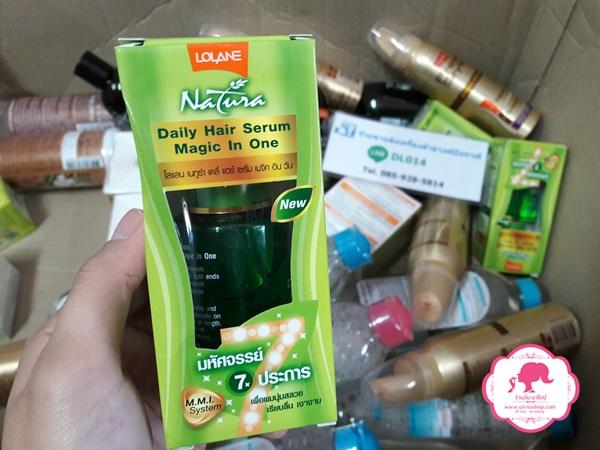 LOLANE NATURA Daily Hair Serum Magic In One โลแลน เนทูร่า เดลี่ แฮร์ เซรั่ม เมจิก อินวัน