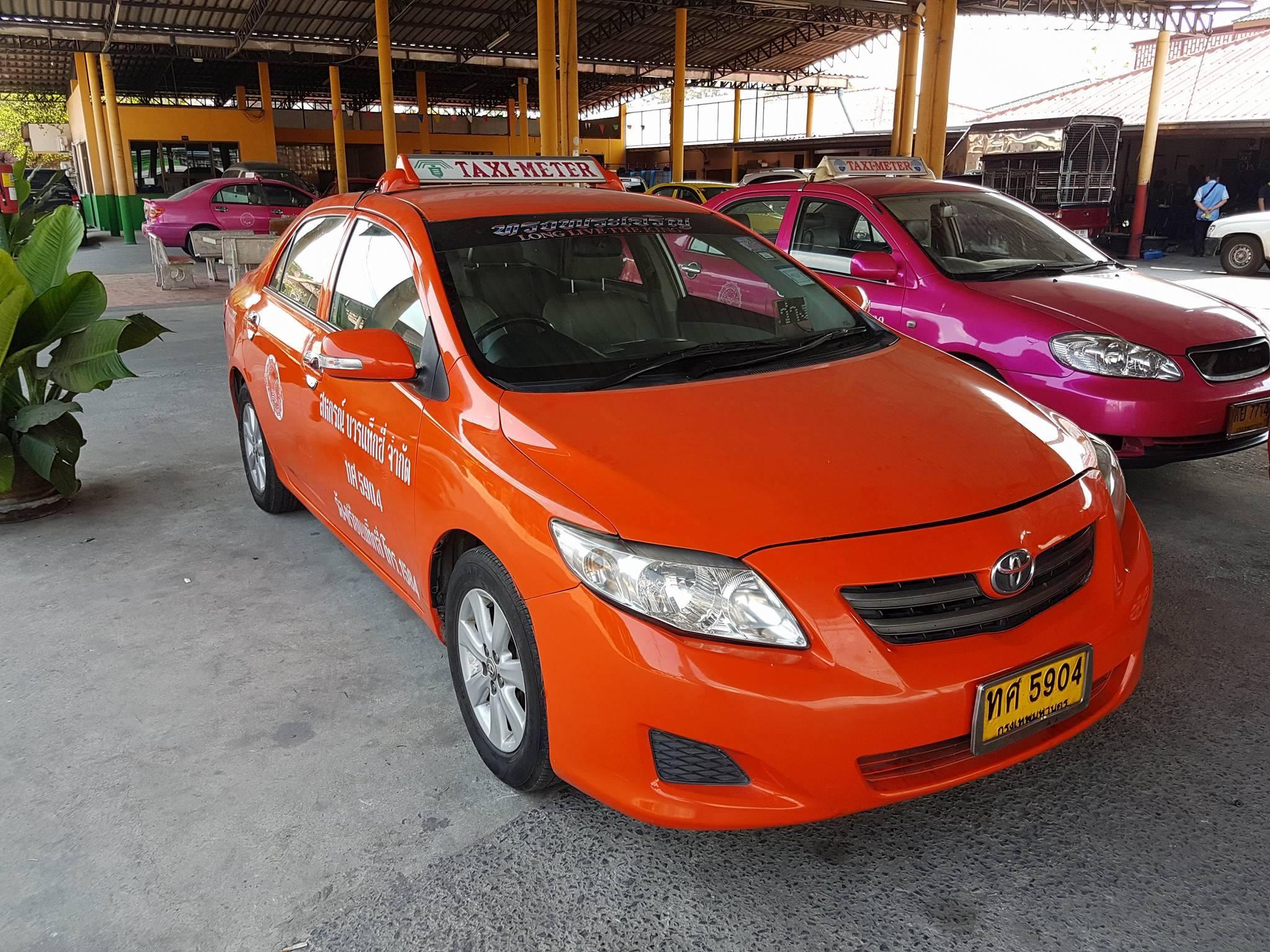 แท็กซี่มือสอง Altis J ปี 2010