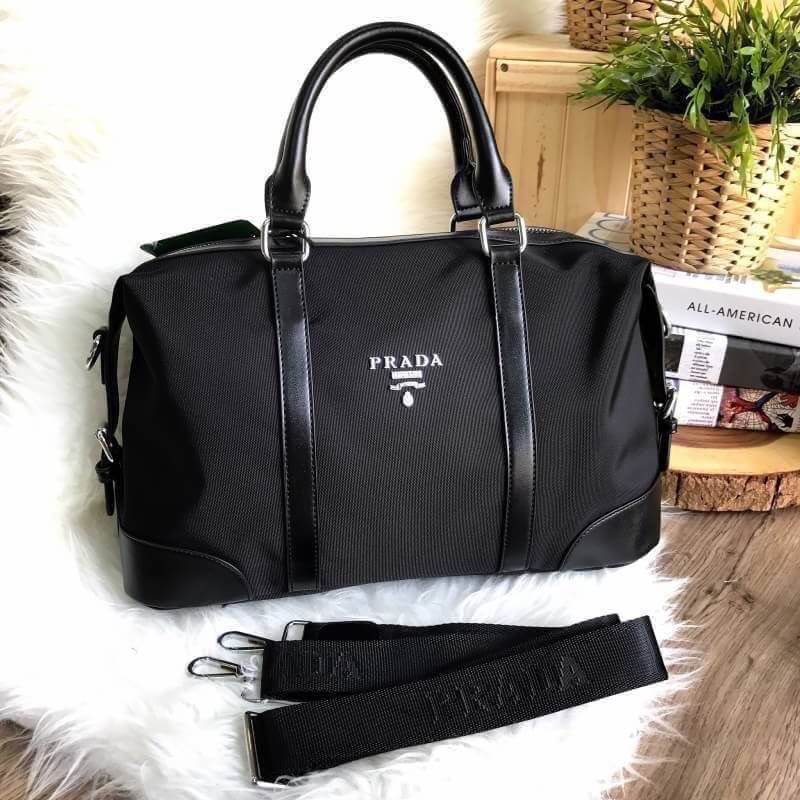 25d14f5fbd69 PRADA NYLON TRAVEL BAG GIFT WITH PURCHASE GWP Limited edition - SMT ...