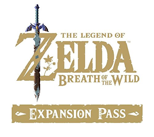 DIGITAL CODE THE LEGEND OF ZELDA BREATH WILD EXPANSION PASS ESHOP US