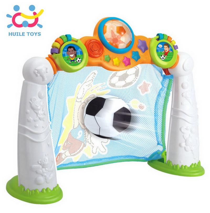 ประตูฟุตบอล Scoring Goals Huile Toys