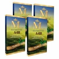 A-III Green Tea สมุนไพรลดนํ้าหนักแมงลัก สูตรใบชาเขียว