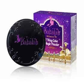 แป้งพัฟสูตรใหม่ Babalah 2 Way Cake Magic Powder
