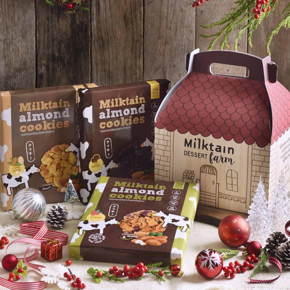 Milktain cookie มิลค์เท่นคุกกี้ คุกกี้บำรุงน้ำนมสำหรับคุณแม่