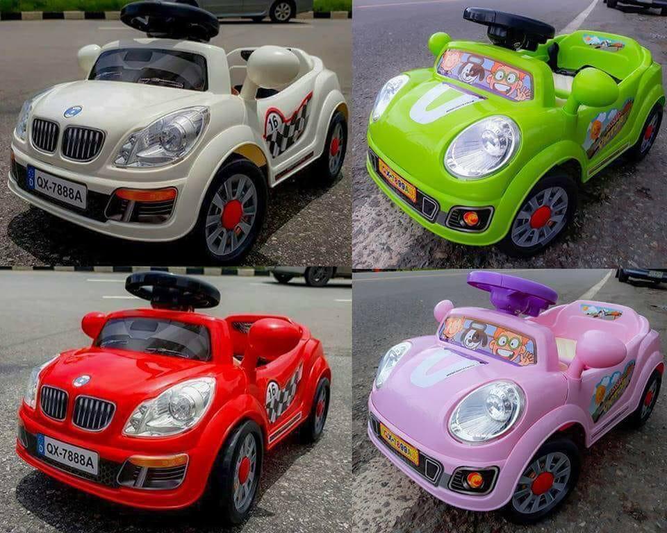 รถ mini BMW สำหรับเด็ก