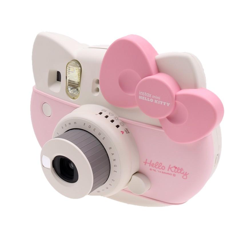Instax Mini8 Fuji Instant Camera Kitty