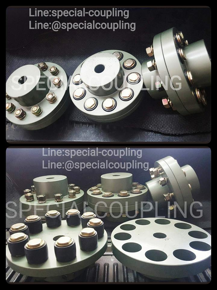 จำหน่ายFCL Coupling size315 Bush NBR Complete set ขายส่งและปลีก