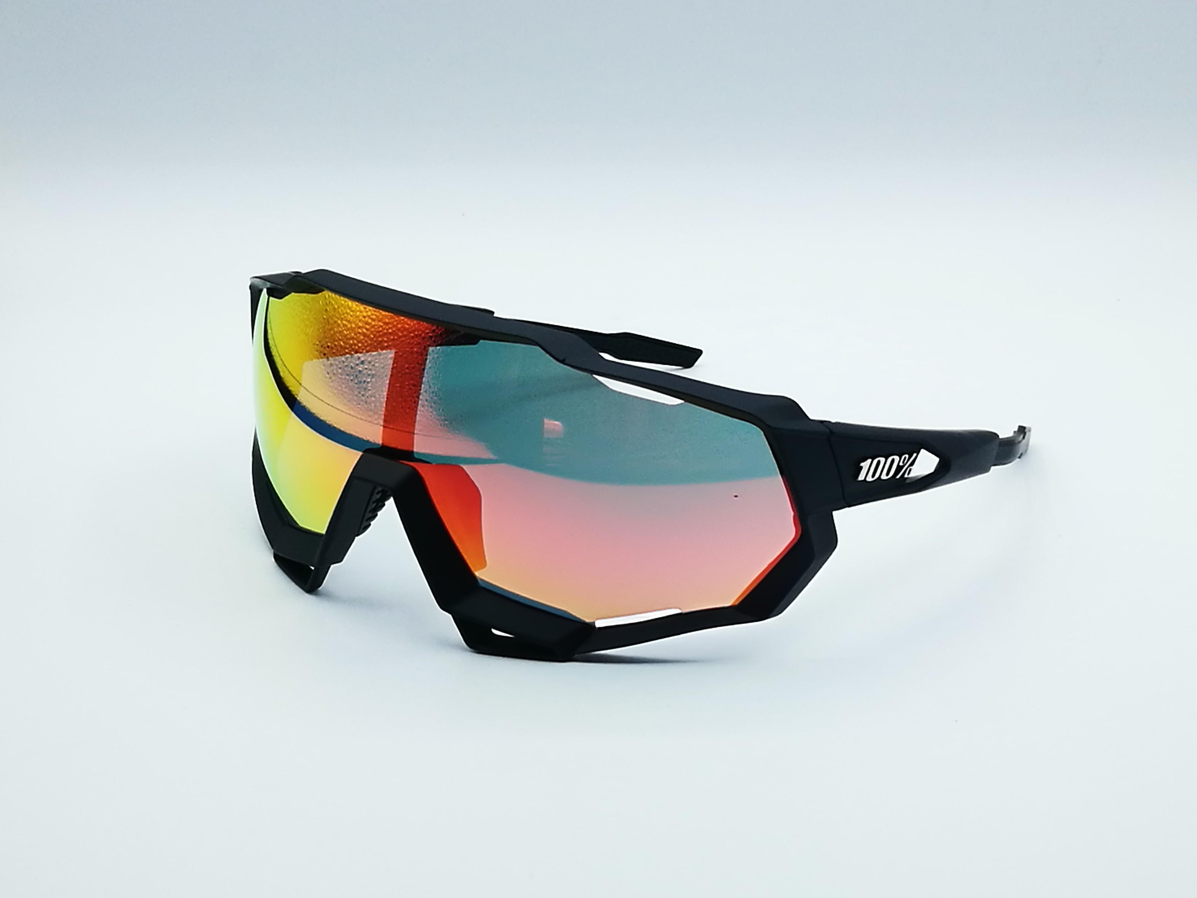 แว่นตาปั่นจักรยาน 100% ทรง Speedtrap