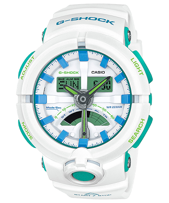 นาฬิกา CASIO G-SHOCK รุ่น GA-500WG-7A SPECIAL COLOR ของแท้ รับประกันศูนย์ 1 ปี