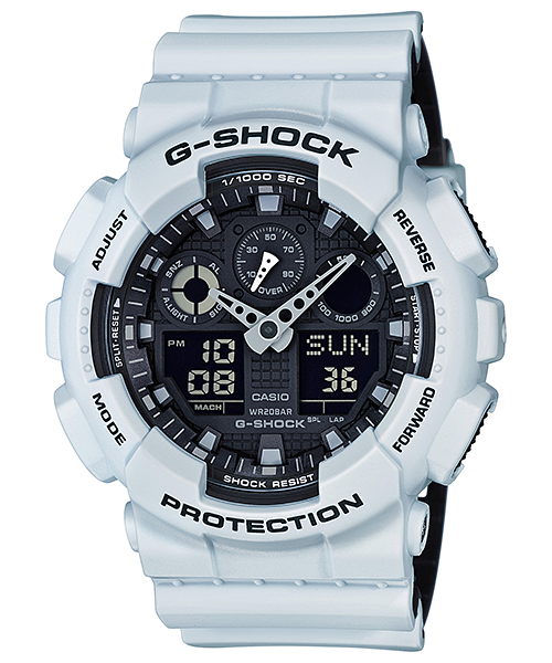 นาฬิกา CASIO G-SHOCK รุ่น GA-100L-7A ของแท้ รับประกัน 1 ปี