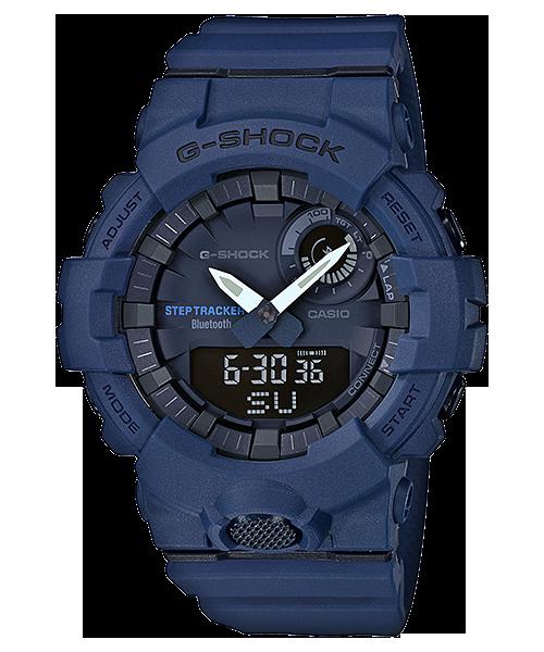 นาฬิกา Casio G-Shock G-SQUAD GBA-800 Step Tracker series รุ่น GBA-800-2A ของแท้ รับประกันศูนย์ 1 ปี